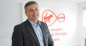 Virgin Media Television's Ian Byrne: will oversee the broadcaster's revenue activities