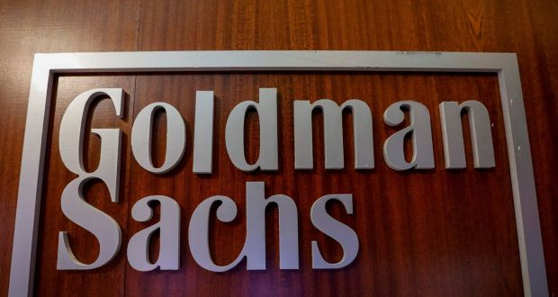 Three Irish bankers make partner cut at Goldman Sachs