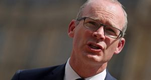 "Simon Coveney said it was ""political correctness gone mad"" to ""pretend that rostering is not an issue and that we shouldn't be preparing for it and have an honest conversation about it"".  Photograph: Daniel Leal-Olivas/AFP/Getty Images"