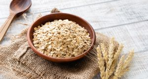 Rolled oats: the healthiest breakfast cereal.