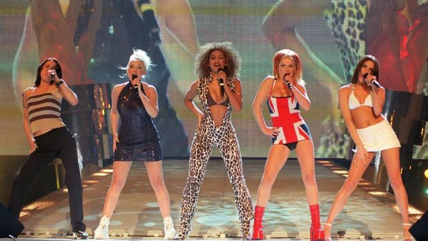 The Spice Girls Are Back Brexit S Gonna Be All Right