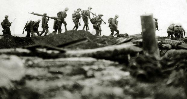 Ireland's first World War veterans: Shunned, ostracised