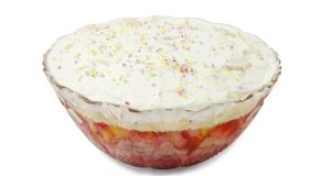 Trifle: Paul Howard still makes a Bird's every Christmas in a nod to his working-class childhood. Photograph: iStock/Getty
