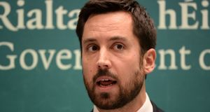 Minister for Housing Eoghan Murphy had caused confusion with homelessness figures, an Oireachtas committee was told. File photograph: Dara Mac Donaill / The Irish Times