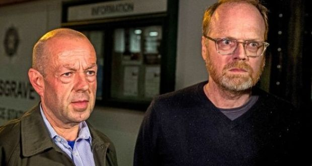 Simon Coveney urged to raise issue of journalists' arrests with London