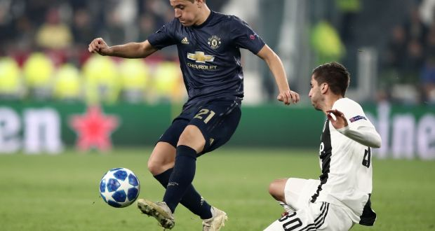 Ander Herrera: Juventus win gives Man United derby day belief