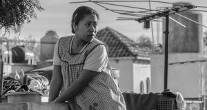 Netflix's Roma:  the Oscar-tipped film directed by  Alfonso Cuaron.   Photograph: Netflix