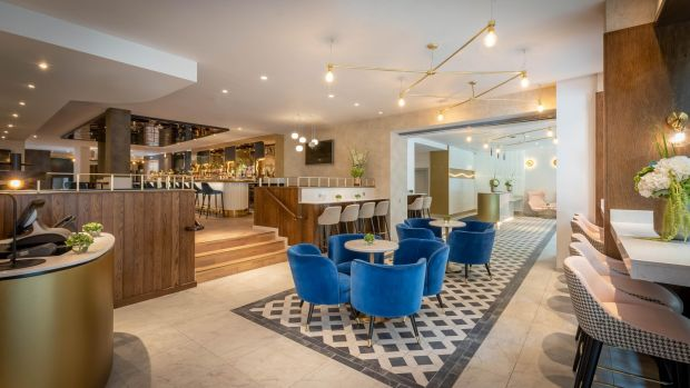 Reopened: the refurbished Morgan Hotel in Dublin