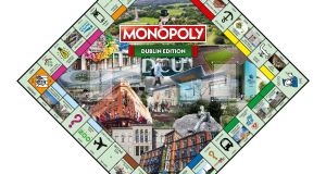 Monopoly, the Dublin edition