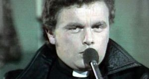 Former singing priest Tony Walsh. File photograph: Bryan O'Brien/The Irish Times.