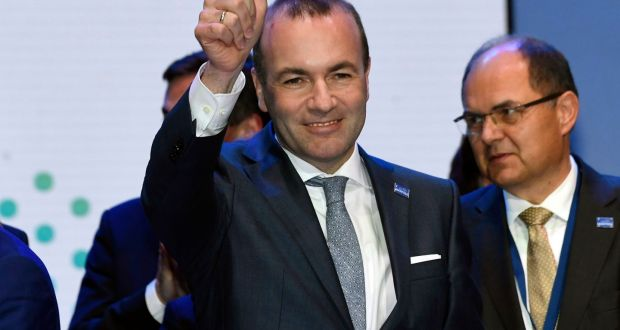 Who is Manfred Weber, potential next head of European