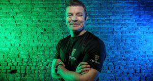 "Brian O'Driscoll:  ""It's [Argentina] a great test for us in advance of the All Blacks game because our perceived frailties will be tested.helped.""  .  Photograph: Dan Sheridan/Inpho"