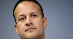 Taoiseach Leo Varadkar: I've had the unusual experience of seeing the health service from several angles, as a hospital doctor, GP, constituency TD, health Minister and Taoiseach. Photograph:  Lehtikuva/Antti Aimo-Koivist/Reuters