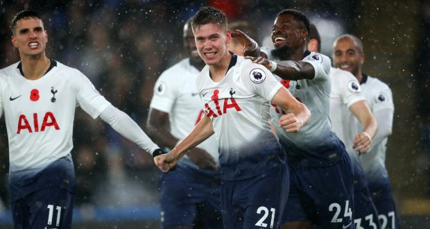 tottenham dig deep to take three points from selhurst park