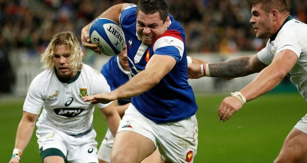 Springboks save the best for last with stunning Paris