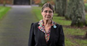Dr Micheline Sheehy Skeffington won a landmark Equality Tribunal case in 2014 after it found she lost out on a promotion on the basis of her gender Photograph: Joe O'Shaughnessy