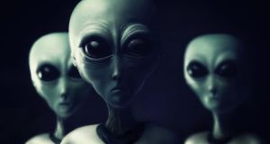 If aliens are visiting Earth  they have proved to be very elusive. Photograph: iStock
