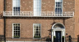 12 Merrion Square, Dublin 2, has a net internal floor area of 672sq m (7,229sq ft) and nine car-parking spaces
