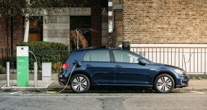 Ireland's electric car journey gathers speed with new VW e-Golf