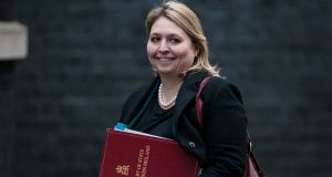 "Northern Secretary Karen Bradley, who said: ""I didn't understand things like when elections are fought, for example, in Northern Ireland – people who are nationalists don't vote for unionist parties and vice versa."" Photograph: Jack Taylor/Getty Images"