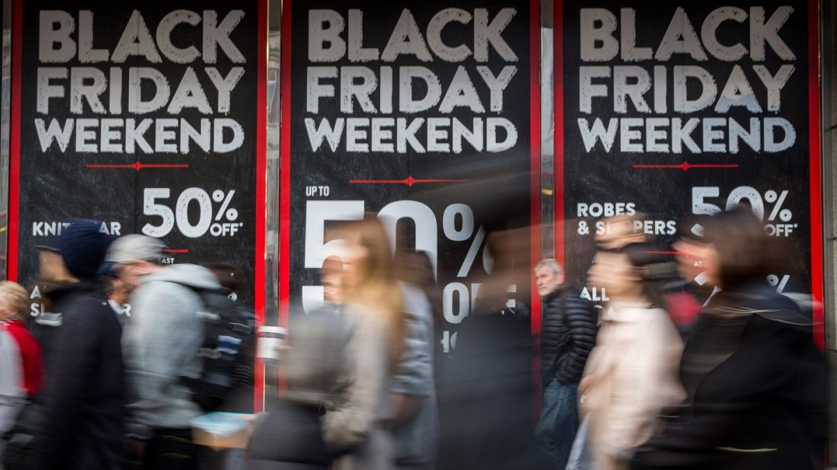 Black Friday and Cyber Monday increasingly popular among