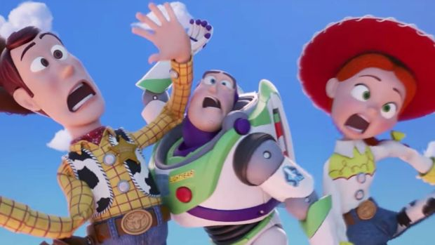 Toy Story 4: due in cinemas in January 2019. Photograph: Disney/Pixar