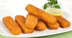 Fish fingers have omega-3, a type of fatty acid that has been credited with helping to boost brain power in children because it plays a role in brain development and function. Photograph: iStock