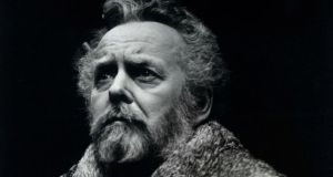 Douglas Rain: the actor as King Henry IV at the Stratford Festival in 1979. Photograph: Stratford Festival via AP