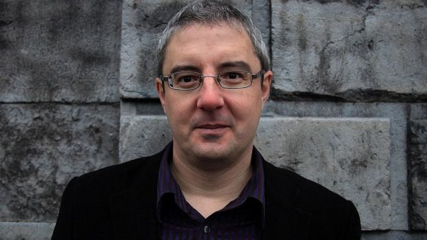 Conor Kostick, who contributed the final chapter to The History of Irish Book Publishing