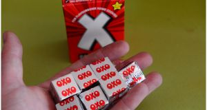 The chief executive of Oxo-cube maker Premier Foods is stepping down. Photograph: Bryan O'Brien