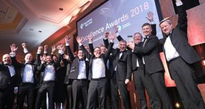 Flagship award for Kerry Central Regional Water Supply Scheme