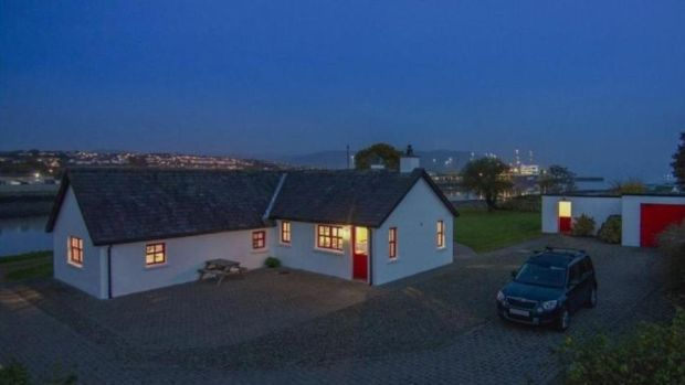 Country: the Pilot's Cottage, Lower Shore Road, Omeath, Co Louth