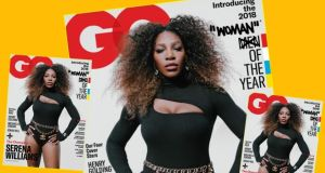 "Serena Williams: GQ's ""woman"" of the year"