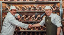 Meating of minds for two of Ireland's leading butcher boys
