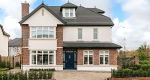 One of the new homes at Clairville Lodge, Malahide