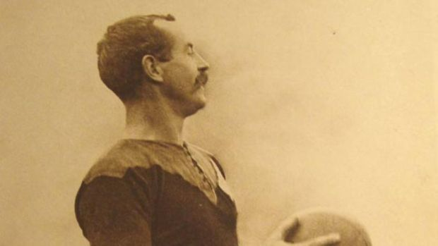 David Gallaher was Irish-born but later known as the 'founder All Black'.