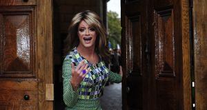 "Panti Bliss told young people at a wellness event in Dublin: ""If everyone was captain of the football team, everyone would come up with the same solutions."" Photograph: Aidan Crawley"