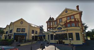 The Grand Hotel in Wicklow town Photograph: Google Maps