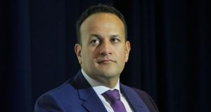 Pursuit of the border backstop has been a policy fraught with danger for Taoiseach Leo Varadkar. Photograph: Gareth Chaney/Collins