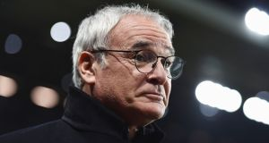 Claudio Ranieri is the new Fulham boss. Photograph: Laurence Griffiths/Getty Images