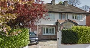 Amy Huberman and Brian O'Driscoll's home: 1 Larchfield Road, Goatstown, Dublin 14