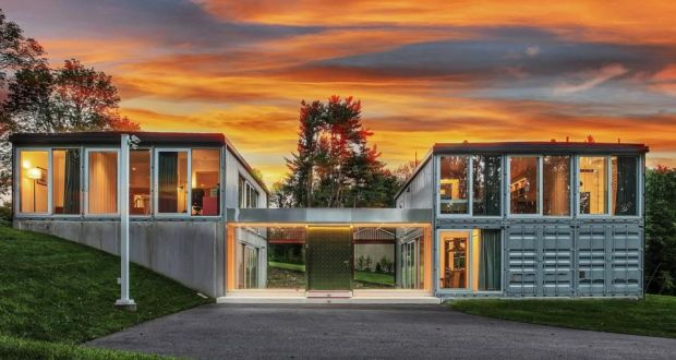 Shipping Container Home Could Be Yours For Just 850 000 Wha