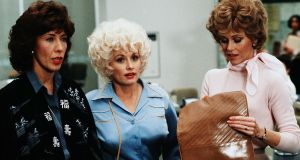 What a way to make a livin': Lily Tomlin, Dolly Parton and Jane Fonda in 9 to 5 (1980)