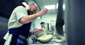 FoodSpace: executive head chef Conor Spacey