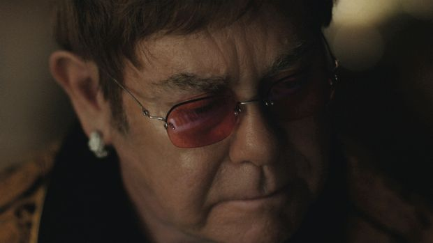 Tye new John Lewis Christmas ad feature Elton John in a story called The Boy and the Piano. Photograph: John Lewis & Partners / PA