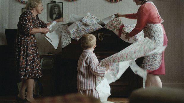 Surprise, Surprise, it's a piano. Photograph: John Lewis & Partners / PA