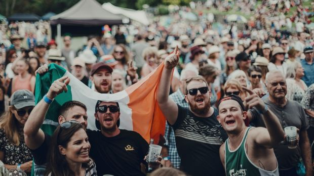 'With over 600, 000 Kiwis claiming Irish heritage, it's set to be a celebration unlike anything we have seen before.'