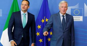 Europe delivered for Ireland in spades. The personal commitment of Europe's chief negotiator Michel Barnier was particularly significant. He had original empathy for the Irish predicament. Photograph:  Reuters