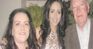 Marion Kelly (left), from Nenagh, Co Tipperary, whose family has campaigned since her death to secure the long-term provision of the genetic emphysema drug.