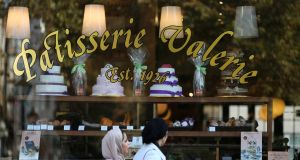 A branch of Patisserie Valerie in London. Photograph:  Reuters/Simon Dawson